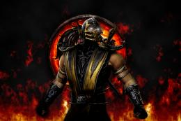 Mortal Kombat Scorpion Wallpaper | Cool HD Wallpapers 1898