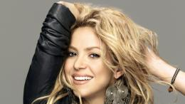 Wallpaper: Shakira pop singer smile wallpapers 1424