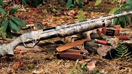 Shotgun for Hunting in Jungle HD Desktop Images 156