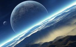 Space Space Art Wallpaper 184