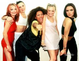 category and Spice Girls wallpaper Artist wallpaper Music wallpaper 1936