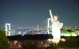 Statue Of Liberty Wallpaper Widescreen Statue of liberty brooklyn 1542