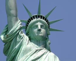 Download 1280x1024 Great Statue of Liberty wallpaper 1357