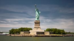 Wondrous Statue Of Liberty Wallpaper HD 231