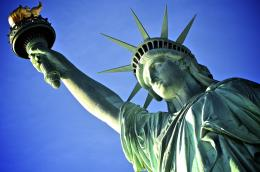 Beautiful Statue Of Liberty United States Desktop Wallpaper 330