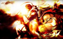 Street Fighter Ryu Street Fighter IV Ken Masters wallpaper background 1183