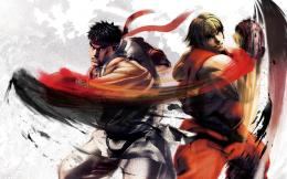 Wallpaper Street Fighter 1601