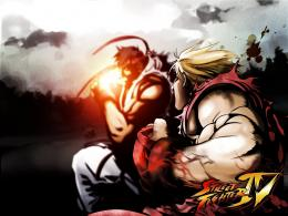 Street Fighter 4 Game 1552