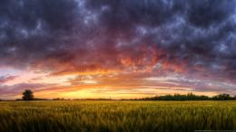 Hungarian skies Awesome Nature HD Wallpaper 343
