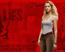 Teresa Palmer Warm Bodies Wallpaper 696
