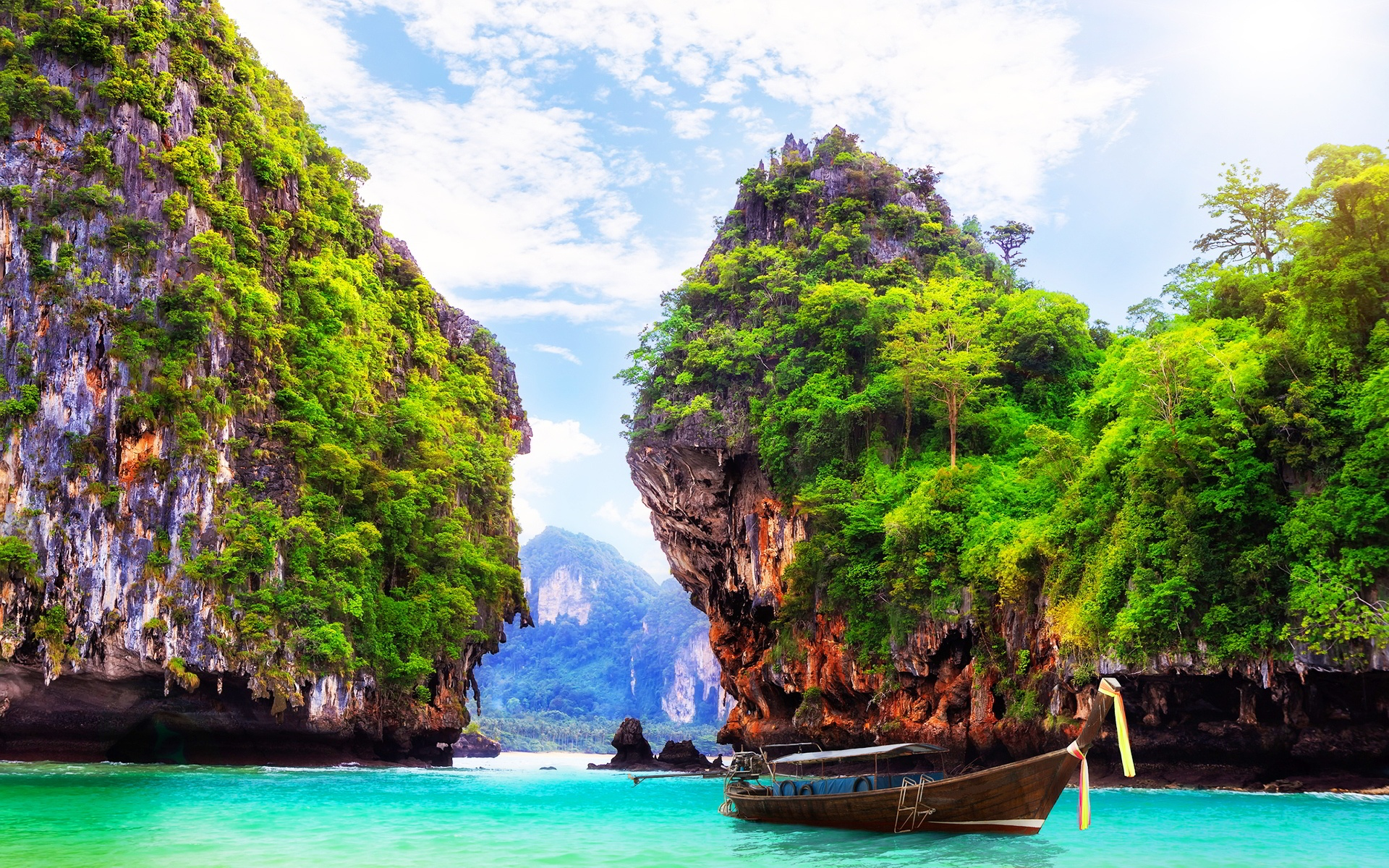 Thailand Beach HD Wallpapers 828