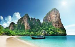 HomeWallpapersPhotographsLocalityThe beach in Thailand 493