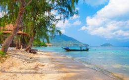 Thailand Beach Koh Tao Beach Wallpaper 421