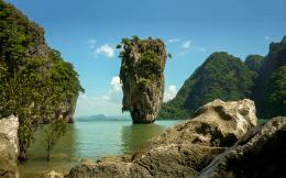 James bond island thailand Wallpapers Pictures Photos Images 1113