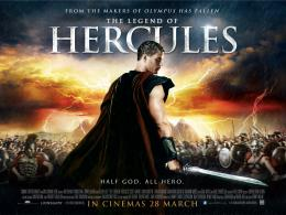 Movie Review: The Legend of Hercules 1982