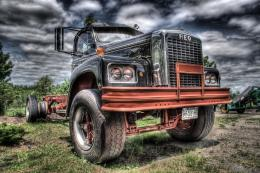 vintage truck old rusty truck picture old truck vintage truck 1495