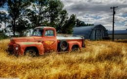 Classic Truck HD desktop wallpaper : High Definition : Fullscreen 1932