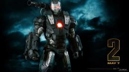 war machineIron Man II movie HD desktop wallpaper 01 1592