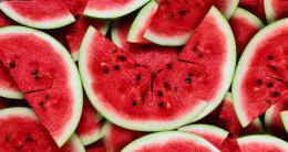 WATERMELON melon fruit red bokeh wallpaper background 321