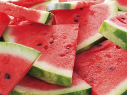 Juicy watermelon wallpaper 352