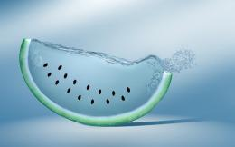 Blue Watermelon HD Wallpapers 251