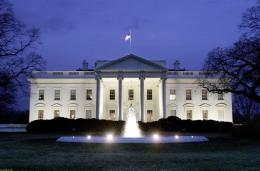 File Name : White House At Night Wallpaper Widescreen Desktop HD 1051