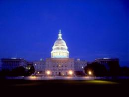 The White House At Night wallpaper 809