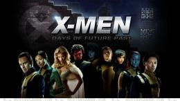 movie which shows all the stars of film x men days of future past is 1073
