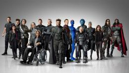 Guide to Every Mutant in X Men: Days of Future PastThe Wardrobe 288