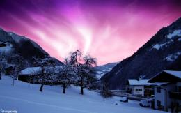 Title: Alaska Aurora HD Wallpaper 511