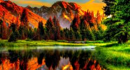 The most beautiful scenery wallpapers that you will simply love to see 1273