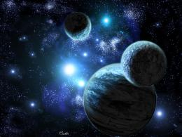 Best Outer Space Scenery Wallpaper | Wallpaper ME 595