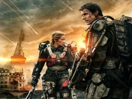EDGE OF TOMORROW action sci fi warrior12wallpaper | 1920x1440 291
