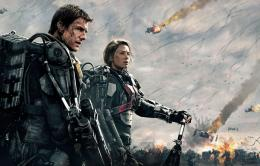 Edge of Tomorrow, starring Tom Cruise and… Emily Blunt??? What, no 863