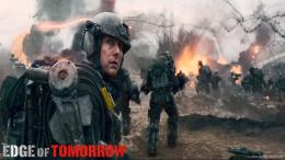 Exchange wallpaper » Movie pictures » Edge of Tomorrow wallpapers 1188