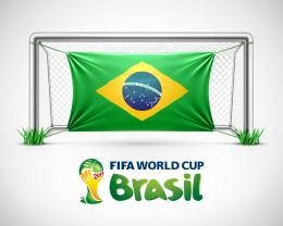 Brazil Football World Cup 2014 Wallpaper and Desktop Backgrounds 1188