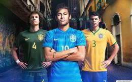 brazil 2014 world cup kits hd football wallpapers | HD Wallpapers 835