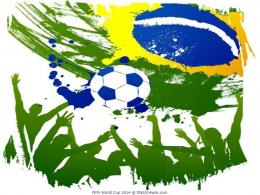 World cup 2014 High resolution backgroundFootball Wallpaper 1138