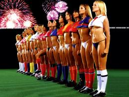 Girls Fifa World Cup Hd Wallpapers 2014 | Free Desk Wallpapers 1925