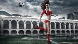 Brazil World Cup 2014 football baby sexy wallpaper | HD Wallpapers 186