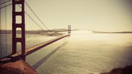 Golden Gate Bridge at sunset HD Wallpaper » FullHDWppFull HD 460
