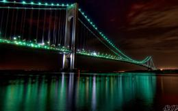 The Golden Gate Bridge Night View Wallpapers | HD Wallpapers 1904