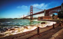 Download Golden Gate Bridge wallpaper 232