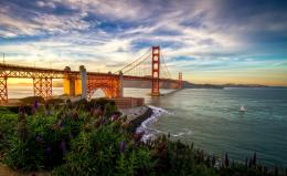 Golden Gate Bridge HD Wallpaper, Golden Gate Bridge Pictures | Cool 1088