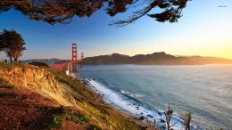 Golden Gate Bridge Wallpaper HD #4286 Wallpaper | wallvan com 1341