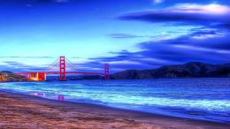 Beautiful Golden Gate Bridge HD Wallpapers 1542