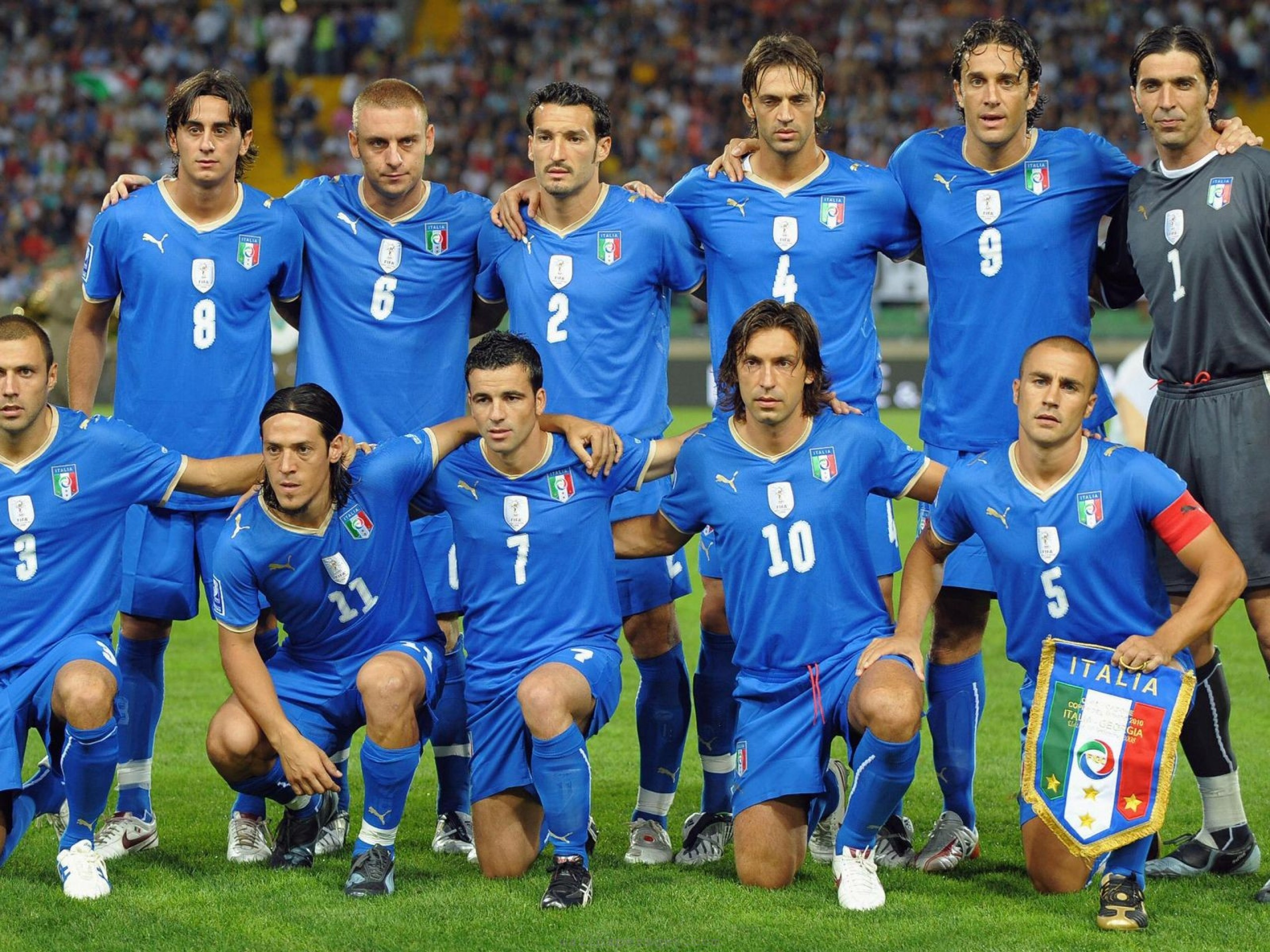sports shoes 2c0d9 5d0c4 25 Italy Football World Cup National Team Blue Jersey Hd ...