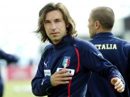 Italy Football World Cup National Team Super Players Andrea Pirlo 1709