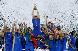 Italy World Cup Team HistoryPtIV: 1998 2006World Cup Blog 262