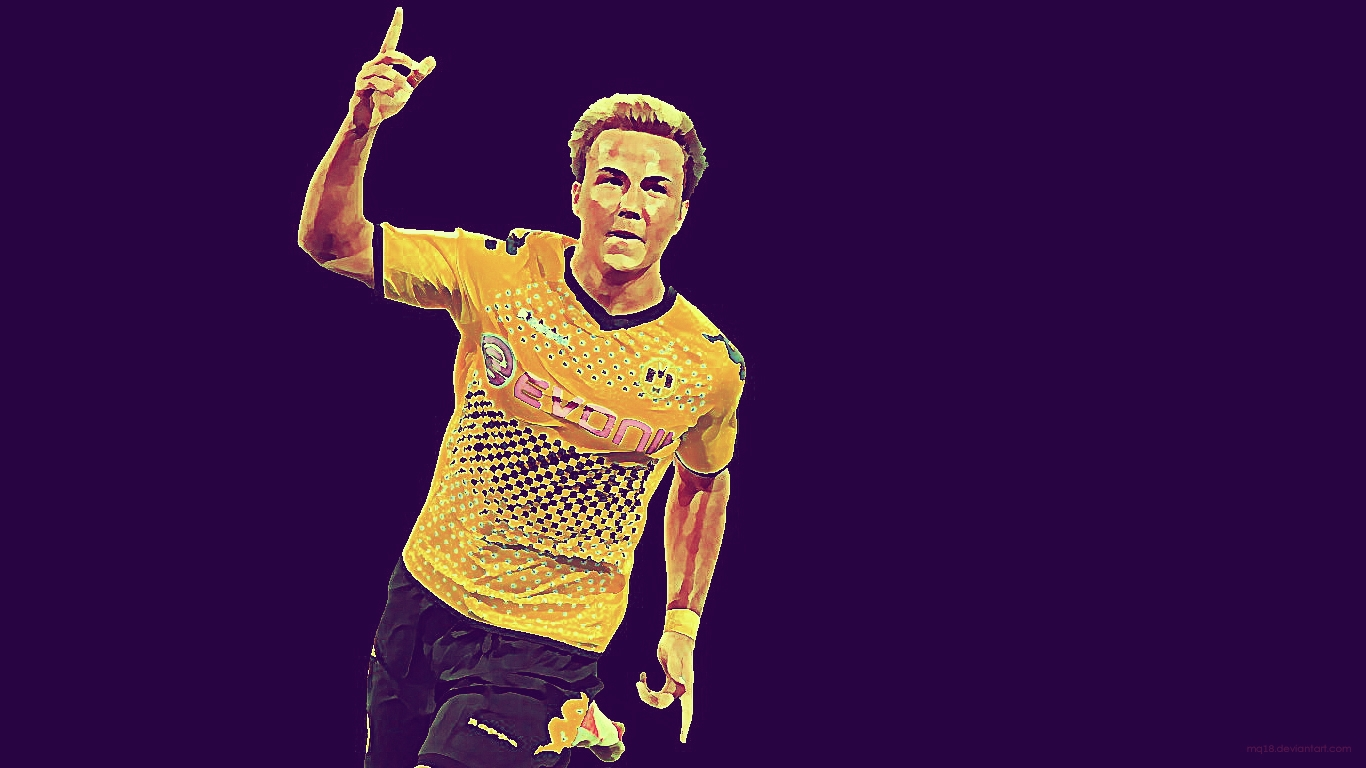 Mario gotze 2013 wallpaper hd Background 1456